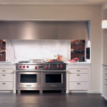 60 inch Dual Fuel Range with Siematic BeauxArts Cabinetry