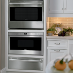 Tower Style Oven, Microwave, Warming Drawer